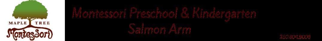 salmonarmmontessori Logo